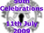 50th Celebrations - 11th July
